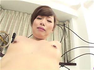 Top Keito Miyazawa enjoyments with penis in each crevasse