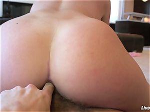 LiveGonzo Chanel Preston luvs Herself Some sizzling anal invasion Se