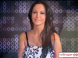 The Stripper practice- Ava Addams and get a lovely shag
