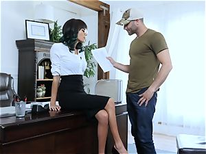 tutor gets a lesson of humping