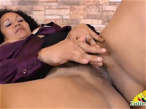 LatinChili huge-chested and plump Mature Compilation