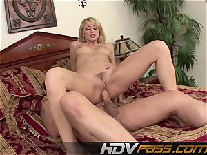 HDVPass Monique Alexander is in full sexual manage