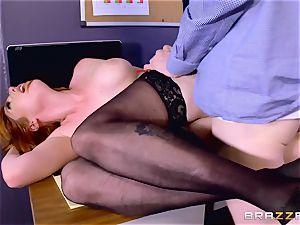Lauren Phillips is a crazy nymph