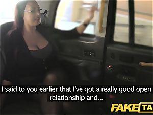 fake cab secretary doll with hefty titties and raw gash