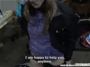 ExGF Gets poked in BFs Job
