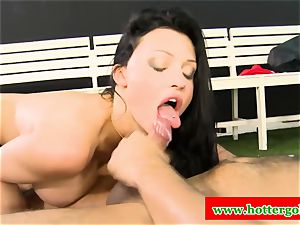 huge-titted portuguese tart smashed in rectum