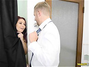 Latina maid Katya Rodriguez clitoris elations with Monique Alexander