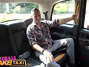 nymph faux cab large baps british Ava Koxxx drinks