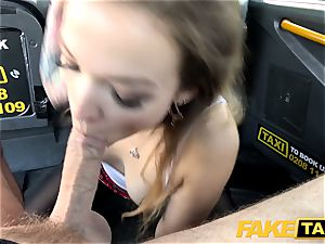 fake taxi puny Kylie Nymphette cunt drilled