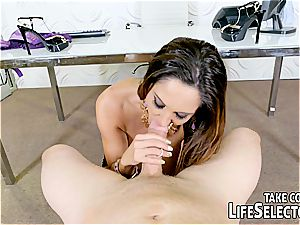 point of view hump with red-hot cougars