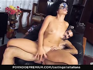 casting ALLA ITALIANA fledgling sprays in rectal pound