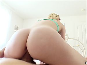 Lily Rader caught messing with her vulva fuck-hole