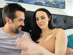 Spizoo - see Chanel Preston sucking and penetrating