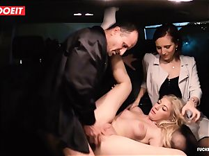 LETSDOEIT - assistant Hooks chief doll With hook-up In cab