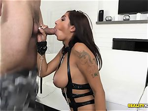 Stacy Jay is beaver licking excellent