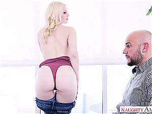 uber-sexy Lily Rader is getting a rigid revenge up her coochie